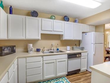 Fully Equipped Kitchen  | Van Mark Apartments