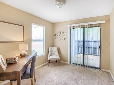 Room  | Van Mark Apartments