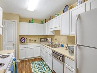 Kitchen  | Van Mark Apartments
