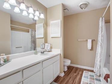 Bathroom  | Van Mark Apartments