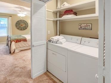 Washer & Dryer  | Van Mark Apartments