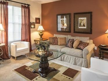 Living Room | Parkway Ground