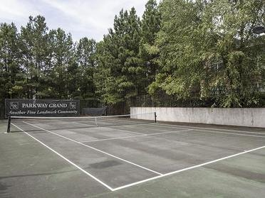 Tennis | Parkway Ground