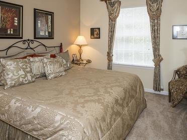 Bedroom | Parkway Ground