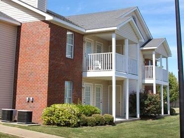 Exterior | Cornerstone Apartments & Townhomes