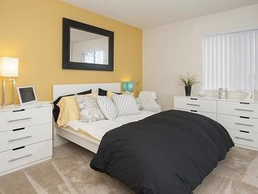 Bedroom | Crossings at Wyndham