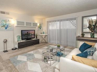 Living Room   Crossings at Wyndham