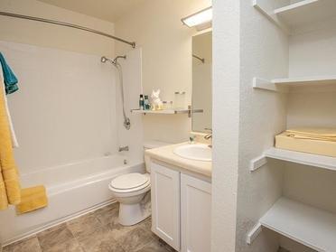 Bathroom | Crossings at Wyndham