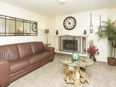 Living Room | Christopher Village