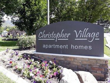 Sign | Christopher Village