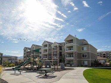 Playground | Herriman, UT | Herriman Towne Center
