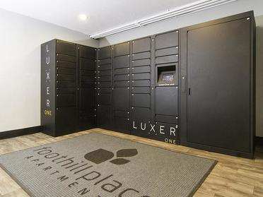 Lockers | Foothill Place Apartments