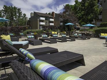 Patio | Apartments in Salt Lake City, UT