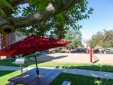 Volley | Foothill Place Apartments