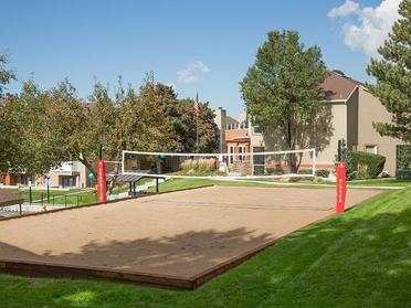 Volleyball | Foothill Place Apartments