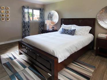 Bedroom | Apartments in Salt Lake City