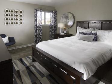 Bedroom | Apartments in Salt Lake City, UT