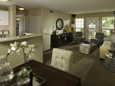 Living Room | Maison's Landing