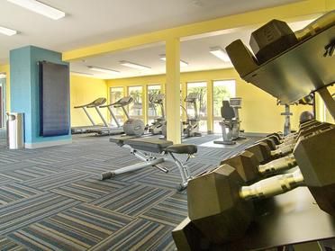 Fitness Center | Sandpiper Apts Salt Lake City, UT