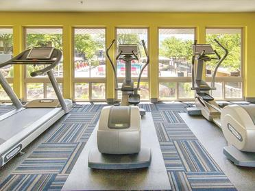 Gym | Apartments in Salt Lake City, UT Sandpiper