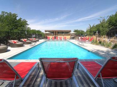 Swimming Pool | Sandpiper Apartments in Salt Lake