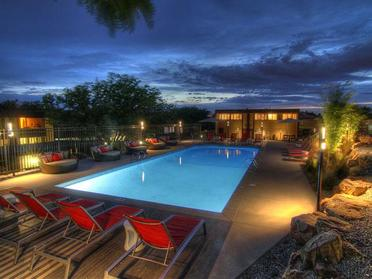 Pool | Sandpiper Apartments Salt Lake City, UT