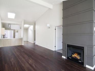 Updated Fireplace | Sandpiper, Salt Lake City, UT