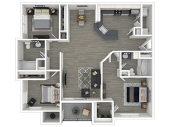 3 Bedroom 2 Bathroom - 1269