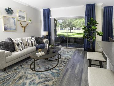 Living Room   Alpine Meadows