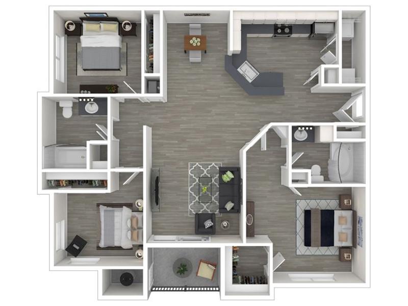 3 Bedroom 2 Bathroom - 1269White Reno