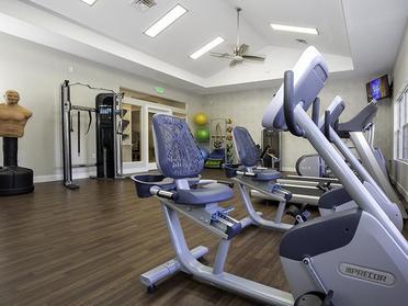 Fitness Center | Alpine Meadows in Sandy, UT