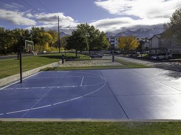 Basketball Court | Alpine Meadows