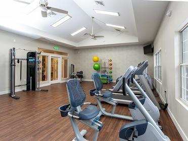 Fitness Center | Alpine Meadows