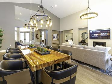 Clubhouse | Alpine Meadows Apartments