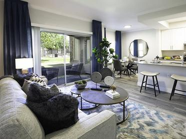 Living Room | Alpine Meadows
