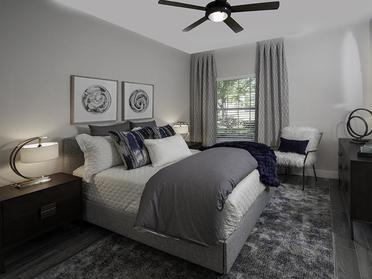 Master Bedroom | Alpine Meadows