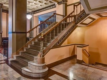 Staircase| Bigelow Apartments