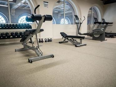 Fitness Center | The Bigelow Apartments