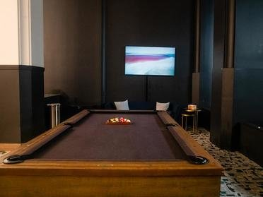Game Room | Bigelow Apartments
