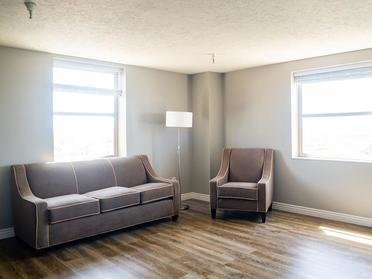 Front Room  | The Bigelow Apartments