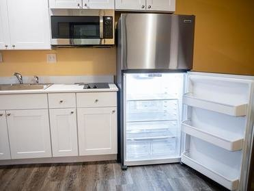 Kitchen | The Bigelow Apartments
