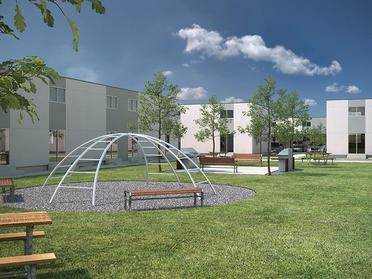 Playground | South Parc Apartments