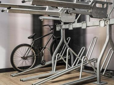 Bike Storage   Union South Bay