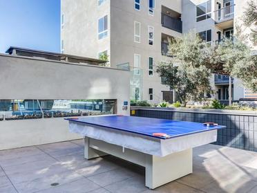 Table Tennis | The Link Apartments in Glendale, CA