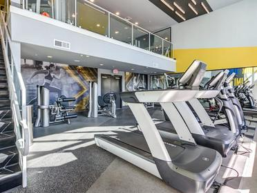 Gym | The Link Apartments in Glendale, CA