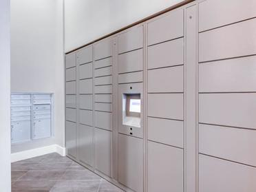 Package Lockers | The Link Apartments in Glendale, CA