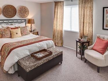 Bedroom | Ardsley Ridge