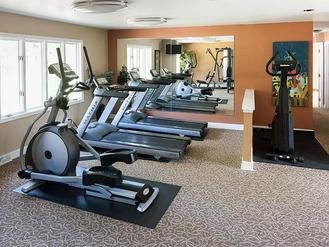 Fitness Room | Ardsley Ridge