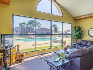 Club House Interior | Briarwood Apartments