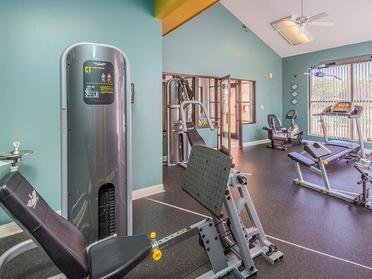 Fitness Center | Briarwood Apartments
